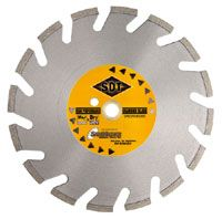 Wide U-Shaped Brick & Block Segmented Blades Premium