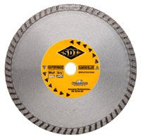 Granite/Natural Stone Wide Turbo Rim Blades Premium