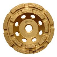 Grinding Cup Wheels Single
